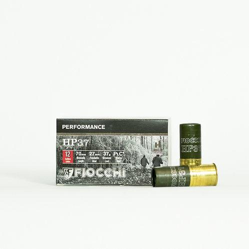 Fiocchi HP37 12 Gauge 37 Gram Shot Size 5 Amount 1000