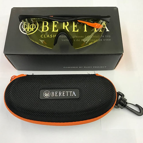 Beretta Clash Shooting Glasses (Yellow)