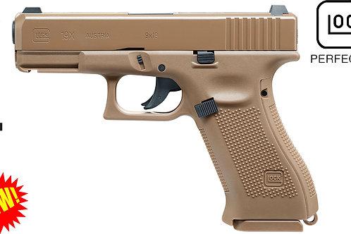 Glock 19X BB Co2 Pistol