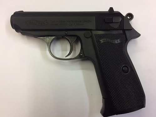 NEW WALTHER PPK/S 'BLOWBACK' .177 BB
