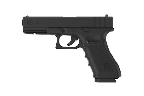 Glock 22 Gen4 Pistol Co2 BB Airgun