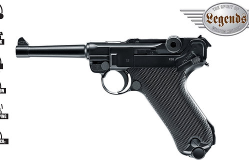 Legends P08 Blowback Co2 Pistol