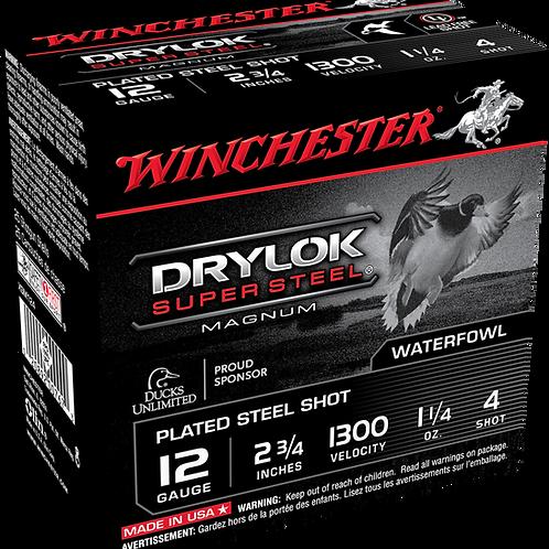 WINCHESTER DRYLOKK 2 3/4 36 GRAM SHOT SIZE 4