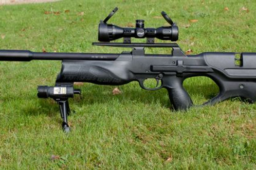 Walther Reign Bullpup Rifle scope not inclued
