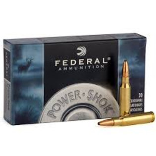 Federal .243 Power Shok 100gr Soft Point