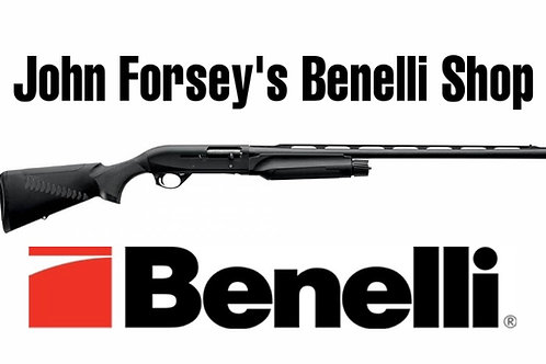Benelli 20 gauge M2 Comfortec in Black Left Hand
