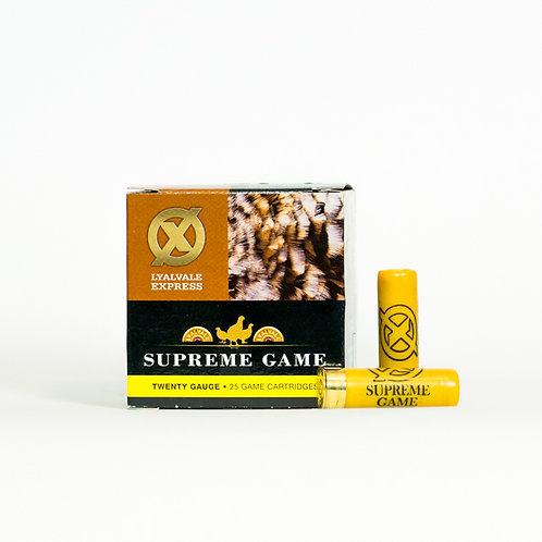 Lyalvale Express Supreme 20 Gauge 25 Gram  Fibre Wad Price Pe