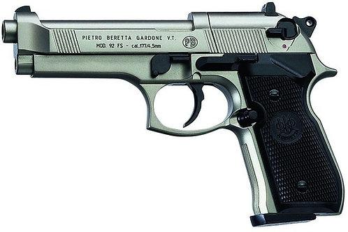 Beretta FS Nickel Co2 Pistol