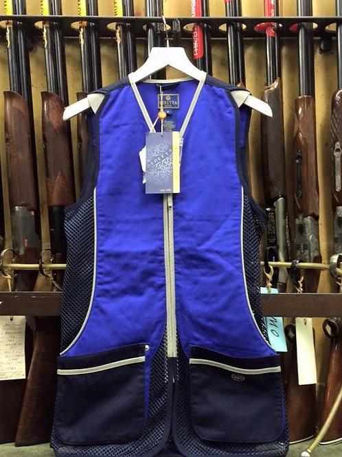 Beretta Silver Pigeon Skeet Vest in Navy/Blue