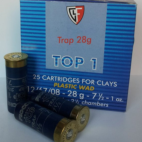 FIOCCHI TOP-ONE PLASTIC WAD 1000