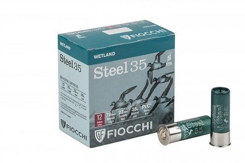 FIOCCHI 2 3/4 35 GRAM STEEL