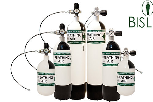 300 BAR Air Cylinders 3 litre