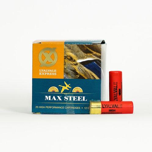 Lyalvale Express Max Steel HP 12 Gauge 36 Gram
