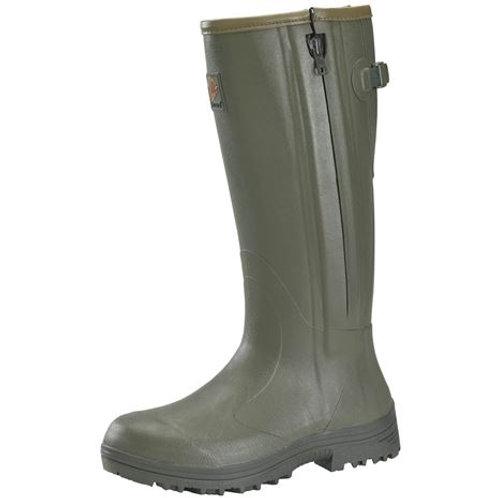 "Gateway 1 Pheasant Game 18"" 5mm Side Zip Wellington Boots"