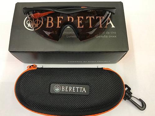 Beretta Clash Shooting Glasses (Brown)