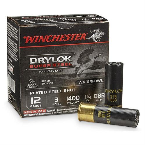 "Winchester Drylock 3"" Steel"