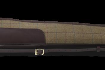 Croots Helmsley Tweed Gun Slip