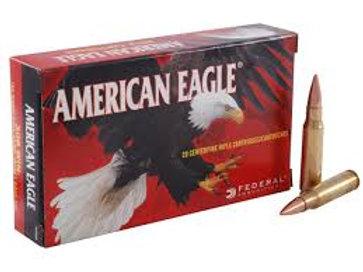 Federal .308 American Eagle FMJ