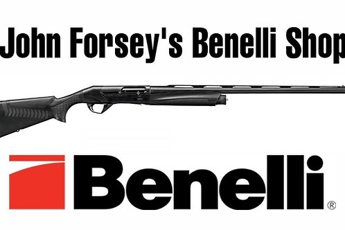 Benelli Super Black Eagle 3 in Black in Left Handed