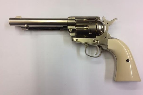 COLT PEACEMAKER .177 BB in STAINLESS