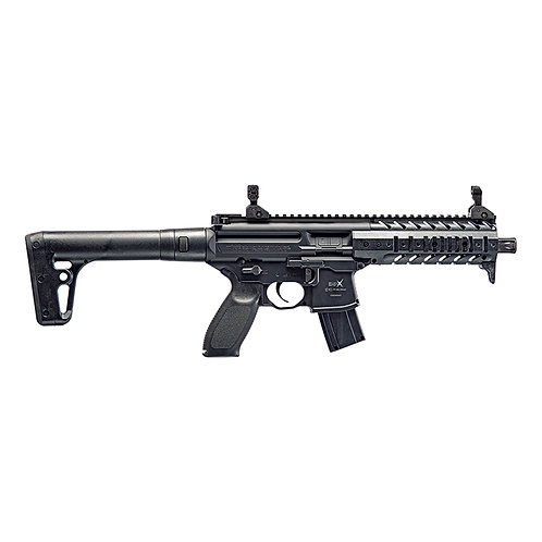 SIG SAUER MPX AIR RIFLE BLACK .177 PELLET