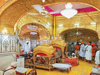 Golden Gurudwaras Create Golden Chance
