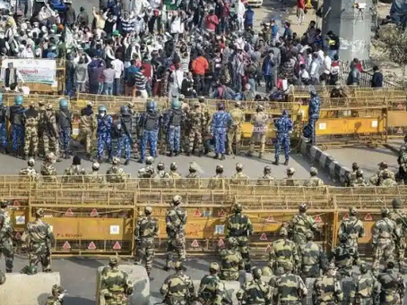 India: Right to Protest Does Not Qualify as an Act of Terror