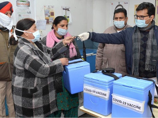 India: Multiple Instances of Fake Vaccine Drives Leaves Citizens in Dismay
