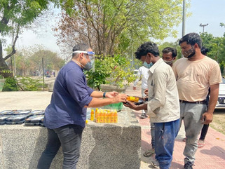 Samaritans Helping Those in Need