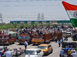 Farmers Protest: A Standoff with the Local Administration of Hisar