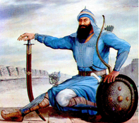 PAYING OBEISANCE TO BABA BANDA SINGH BAHADUR JI: THE FOUNDER OF SIKH RULE ON HIS 305TH YEAR OF MARTY