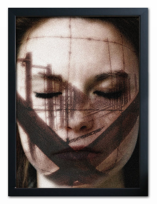 Mask Collection - nr. 19 - by Yves Hayat