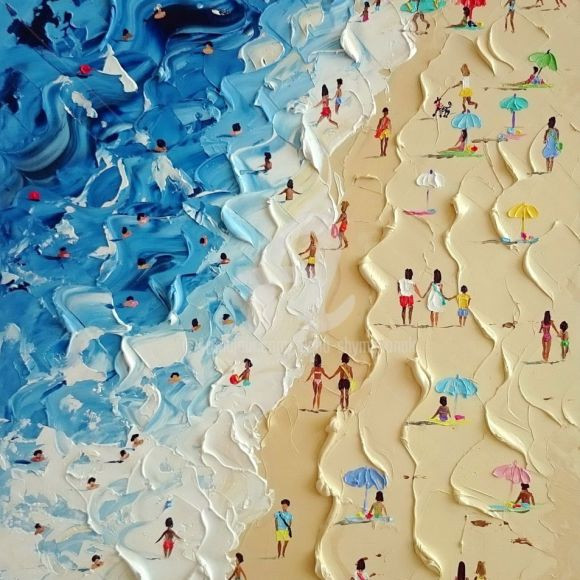Alena Shymchonak art