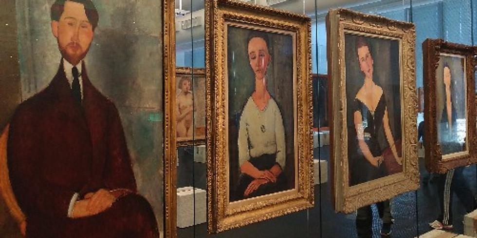 MASP - Museu de Arte de Sao Paulo - Virtual Tour