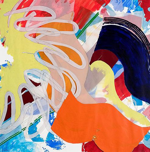 On Being American/Jazz: Ryan Cohan's The River #5 by Ellen Priest