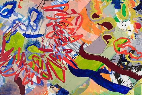 On Being American/Jazz: Ryan Cohan's The River #8/9 by Ellen Priest