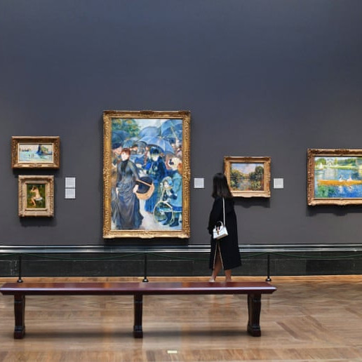 National Gallery in London - Virtual Tour
