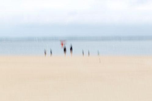 Seas & Beaches -1- by Thierry Lathoud