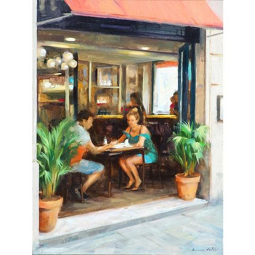 A la cantonada/ On the corner by Monica Castanys