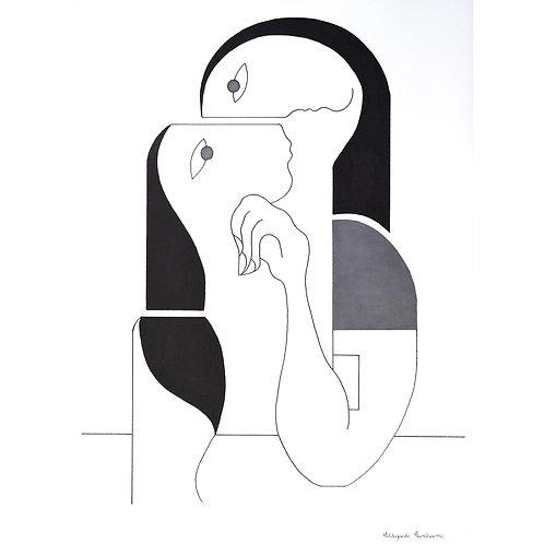 Tenderness by Hildegarde Handsaeme