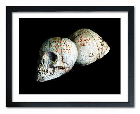 Memento Mortem Series - A chacun sa part du ghetto by Yves Hayat