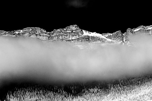 Winter Landscape Collection -6- by Thierry Lathoud