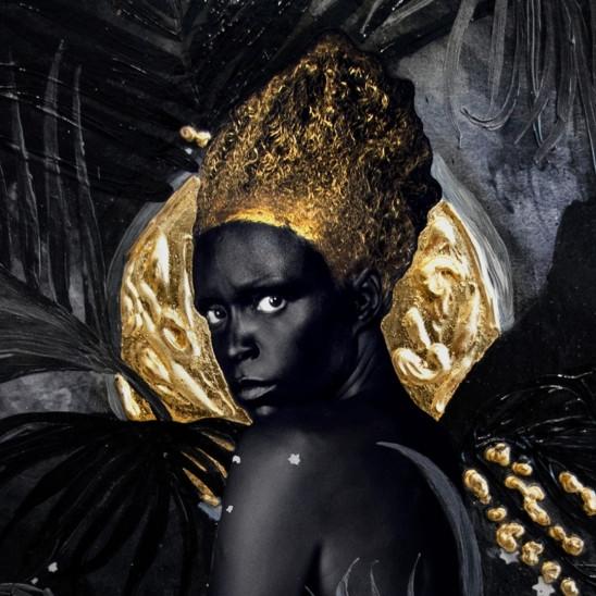 Dark Testament - exhibition by Lina Iris Viktor