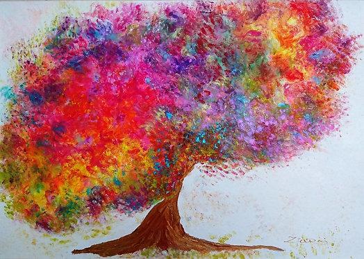 Liberating thoughts by Katarina Olympia Zaraj