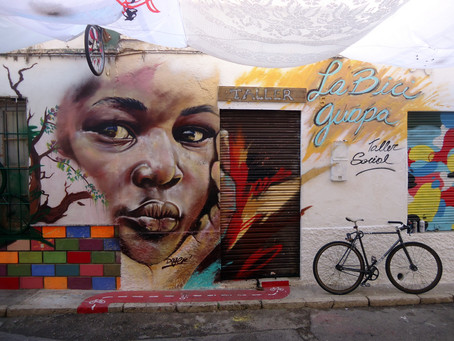 The street art of Málaga through the eyes of Doger