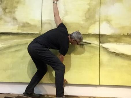 In conversation with the artist DAVID KONIGSBERG