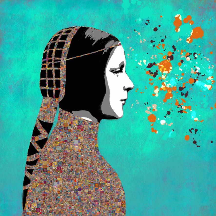 La Mujer de Leonardo II_Reinterpretacion de una suposicion - Jose Cacho (c)