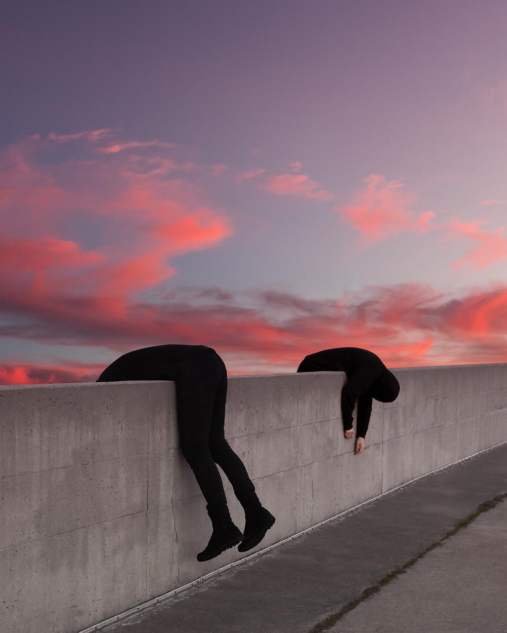 September Sunset 2018, (c) by Sean Mundy