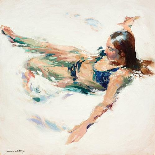 Bourée II by Monica Castanys