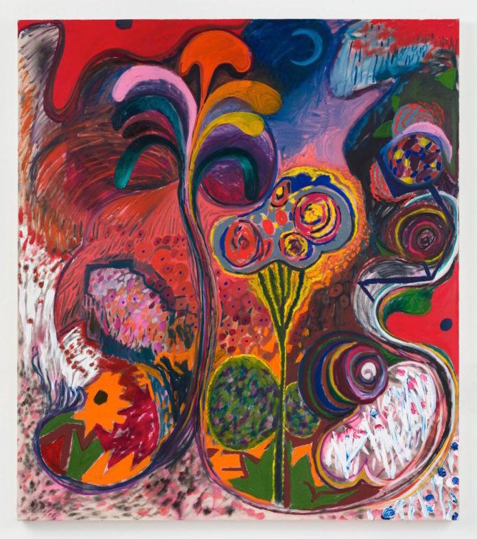 Shara Hughes painting